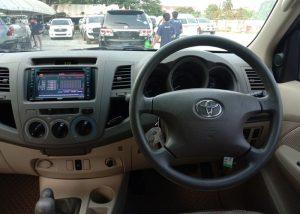 242 201208 22 Used Vehicles | Toyota hiace | Used Hilux Dealer in Thailand | Vigo bangkok