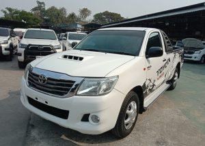 2431 210121 24 Used Vehicles | Toyota hiace | Used Hilux Dealer in Thailand | Vigo bangkok