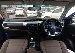 4478 210209 37 Used Vehicles | Toyota hiace | Used Hilux Dealer in Thailand | Vigo bangkok