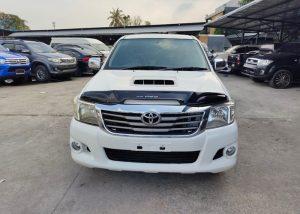7049 210210 7 Used Vehicles   Toyota hiace   Used Hilux Dealer in Thailand   Vigo bangkok