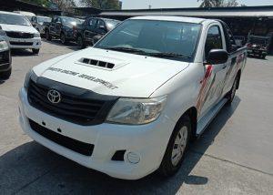 8415 210204 26 Used Vehicles | Toyota hiace | Used Hilux Dealer in Thailand | Vigo bangkok